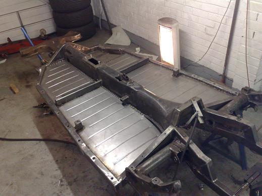 Home Made Beetle Floor Pans Vw Forum Vzi Europe S
